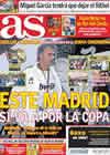 Portada diario AS del 26 de Octubre de 2010