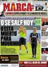 Portada diario Marca del 26 de Octubre de 2010