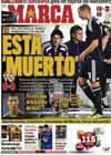 Portada diario Marca del 27 de Octubre de 2010