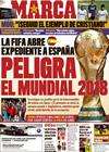 Portada diario Marca del 28 de Octubre de 2010