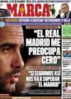 Portada diario Marca del 30 de Octubre de 2010