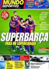 Portada Mundo Deportivo del 30 de Octubre de 2010