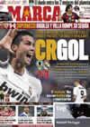 Portada diario Marca del 31 de Octubre de 2010