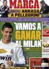 Portada diario Marca del 1 de Noviembre de 2010