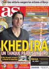 Portada diario AS del 2 de Noviembre de 2010