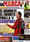 Portada diario Marca del 2 de Noviembre de 2010