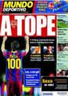 Portada Mundo Deportivo del 2 de Noviembre de 2010
