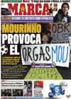 Portada diario Marca del 3 de Noviembre de 2010
