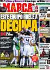 Portada diario Marca del 4 de Noviembre de 2010