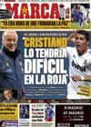 Portada diario Marca del 5 de Noviembre de 2010