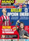 Portada Mundo Deportivo del 5 de Noviembre de 2010
