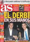 Portada diario AS del 6 de Noviembre de 2010
