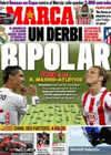 Portada diario Marca del 7 de Noviembre de 2010