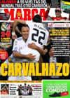 Portada diario Marca del 8 de Noviembre de 2010