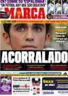 Portada diario Marca del 9 de Noviembre de 2010