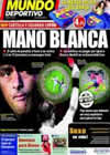 Portada Mundo Deportivo del 9 de Noviembre de 2010