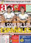 Portada diario AS del 10 de Noviembre de 2010