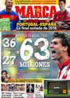 Portada diario Marca del 17 de Noviembre de 2010