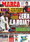 Portada diario Marca del 18 de Noviembre de 2010