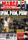 Portada diario Marca del 19 de Noviembre de 2010