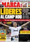 Portada diario Marca del 21 de Noviembre de 2010