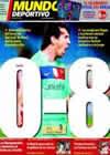 Portada Mundo Deportivo del 21 de Noviembre de 2010