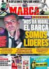 Portada diario Marca del 22 de Noviembre de 2010