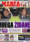 Portada diario Marca del 23 de Noviembre de 2010