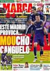 Portada diario Marca del 24 de Noviembre de 2010