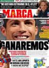 Portada diario Marca del 25 de Noviembre de 2010