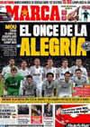 Portada diario Marca del 26 de Noviembre de 2010