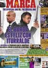 Portada diario Marca del 29 de Noviembre de 2010
