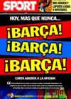 Portada diario Sport del 29 de Noviembre de 2010