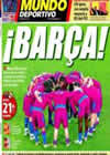 Portada Mundo Deportivo del 29 de Noviembre de 2010