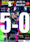 Portada Mundo Deportivo del 30 de Noviembre de 2010