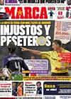 Portada diario Marca del 1 de Diciembre de 2010