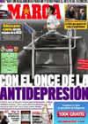 Portada diario Marca del 4 de Diciembre de 2010