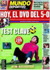 Portada Mundo Deportivo del 4 de Diciembre de 2010