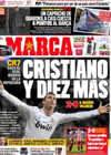 Portada diario Marca del 5 de Diciembre de 2010