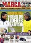 Portada diario Marca del 11 de Diciembre de 2010