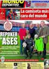 Portada Mundo Deportivo del 11 de Diciembre de 2010