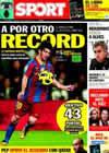 Portada diario Sport del 12 de Diciembre de 2010