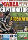 Portada diario Marca del 13 de Diciembre de 2010