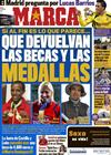 Portada diario Marca del 14 de Diciembre de 2010