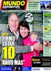 Portada Mundo Deportivo del 14 de Diciembre de 2010
