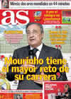 Portada diario AS del 16 de Diciembre de 2010