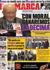 Portada diario Marca del 16 de Diciembre de 2010