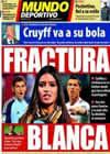 Portada Mundo Deportivo del 16 de Diciembre de 2010