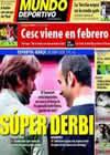 Portada Mundo Deportivo del 18 de Diciembre de 2010