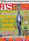 Portada diario AS del 19 de Diciembre de 2010